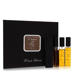 Fir Balsam Cologne by Franck Boclet, 71 ml Four 20ml Travel EDP Sprays for Men