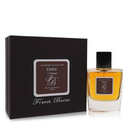 Franck Boclet Cedre Cologne by Franck Boclet, 100 ml Eau De Parfum Spray for Men