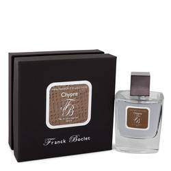 Franck Boclet Chypre Cologne by Franck Boclet, 100 ml Eau De Parfum Spray for Men