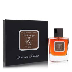 Franck Boclet Heliotrope Cologne by Franck Boclet, 100 ml Eau De Parfum Spray for Men