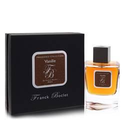 Franck Boclet Vanille Cologne by Franck Boclet 3.4 oz Eau De Parfum Spray (Unisex)