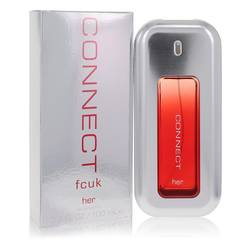 Fcuk Connect Perfume by French Connection, 3.4 oz Eau De Toilette Spray for Women