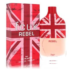 Fcuk Rebel Perfume by French Connection 3.4 oz Eau De Parfum Spray
