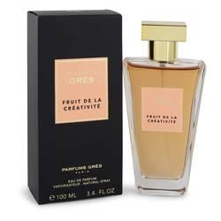 Fruit De La Creativite Perfume by Gres 3.4 oz Eau De Parfum Spray