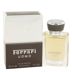 Ferrari Uomo Cologne by Ferrari 1 oz Eau De Toilette Spray