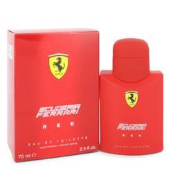 Ferrari Scuderia Red Cologne by Ferrari 2.5 oz Eau De Toilette Spray