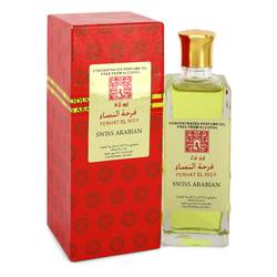 Ferhat El Nisa Perfume by Swiss Arabian 3.2 oz Concentrated Perfume Oil Free From Alcohol (Unisex)