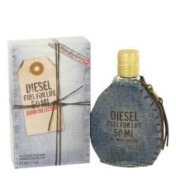 Fuel For Life Denim Cologne by Diesel 1.7 oz Eau De Toilette Spray