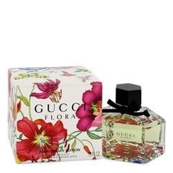 Flora Perfume by Gucci 1.6 oz Eau De Toilette Spray (Anniversary Edition)