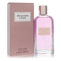First Instinct Perfume by Abercrombie & Fitch 3.4 oz Eau De Parfum Spray