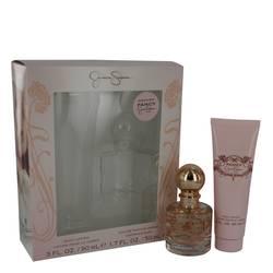 Fancy Perfume by Jessica Simpson -- Gift Set - 1.7 oz Eau De Parfum Spray + 3 oz Body Lotion