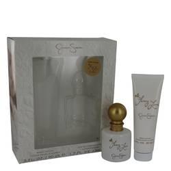 Fancy Love Perfume by Jessica Simpson -- Gift Set - 1.7 oz Eau De Parfum Spray + 3 oz Body Lotion