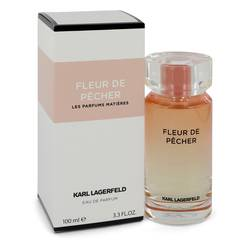 Fleur De Pecher Perfume by Karl Lagerfeld 3.3 oz Eau De Parfum Spray
