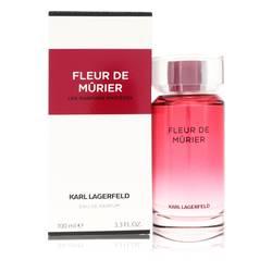 Fleur De Murier Perfume by Karl Lagerfeld 3.3 oz Eau De Parfum Spray