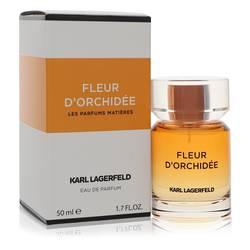 Fleur D'orchidee Perfume by Karl Lagerfeld 1.7 oz Eau De Parfum Spray