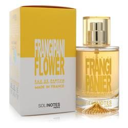 Fleur De Frangipanier Perfume by Solinotes Paris 1.7 oz Eau De Parfum Spray