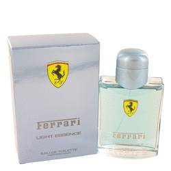 Ferrari Light Essence Cologne by Ferrari 4.2 oz Eau De Toilette Spray