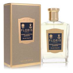 Floris Night Scented Jasmine Perfume by Floris 3.4 oz Eau De Toilette Spray