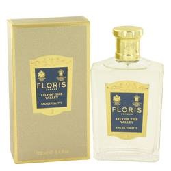 Floris Lily Of The Valley Perfume by Floris 3.4 oz Eau De Toilette Spray