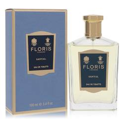Floris Santal Cologne by Floris 3.4 oz Eau De Toilette Spray