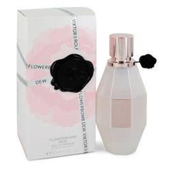 Flowerbomb Dew Perfume by Viktor & Rolf 1.7 oz Eau De Parfum Spray