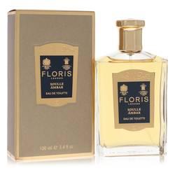 Floris Soulle Ambar Perfume by Floris 3.4 oz Eau De Toilette Spray