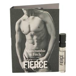 Fierce Cologne by Abercrombie & Fitch 0.06 oz Vial (sample)
