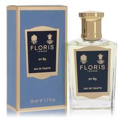 Floris No 89 Cologne by Floris 1.7 oz Eau De Toilette Spray