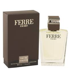 Ferre (new) Cologne by Gianfranco Ferre 1.7 oz Eau De Toilette Spray