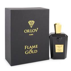 Flame Of Gold Perfume by Orlov Paris 2.5 oz Eau De Parfum Spray (Unisex)