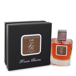 Franck Boclet Cafe Perfume by Franck Boclet 3.3 oz Eau De Parfum Spray (Unisex)