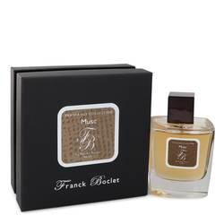 Franck Boclet Musc Perfume by Franck Boclet 3.4 oz Eau De Parfum Spray (Unisex)