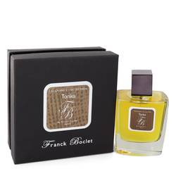 Franck Boclet Tonka Cologne by Franck Boclet 3.4 oz Eau De Parfum Spray (Unisex)