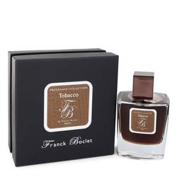 Franck Boclet Tobacco Cologne by Franck Boclet 3.3 oz Eau De Parfum Spray