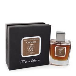 Franck Boclet Cashmere Perfume by Franck Boclet 3.3 oz Eau De Parfum Spray (Unisex)