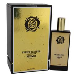 French Leather Perfume by Memo 2.5 oz Eau De Parfum Spray (Unisex)