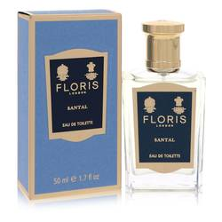 Floris Santal Cologne by Floris 1.7 oz Eau De Toilette Spray