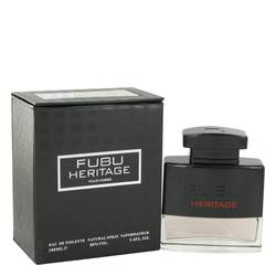 Fubu Heritage Cologne by Fubu 3.4 oz Eau De Toilette Spray