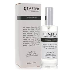 Demeter Funeral Home Perfume by Demeter 4 oz Cologne Spray