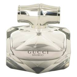 Gucci Bamboo Perfume by Gucci 1.6 oz Eau De Parfum Spray (unboxed)