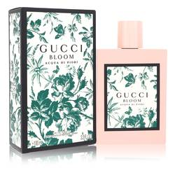 Gucci Bloom Acqua Di Fiori Perfume by Gucci 3.4 oz Eau De Toilette Spray