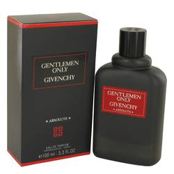 Gentlemen Only Absolute Cologne by Givenchy 3.3 oz Eau De Parfum Spray