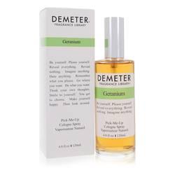 Demeter Geranium Perfume by Demeter 4 oz Cologne Spray