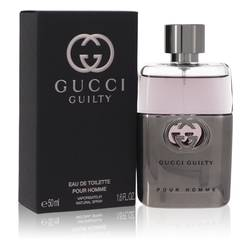 Gucci Guilty Cologne by Gucci 1.7 oz Eau De Toilette Spray