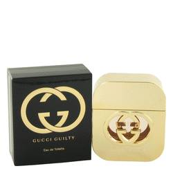 Gucci Guilty Perfume by Gucci 1.6 oz Eau De Toilette Spray