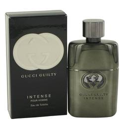 Gucci Guilty Intense Cologne by Gucci 1.7 oz Eau De Toilette Spray