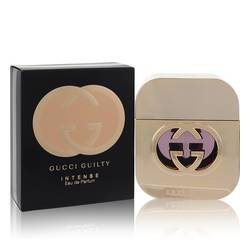 Gucci Guilty Intense Perfume by Gucci 1.6 oz Eau De Parfum Spray