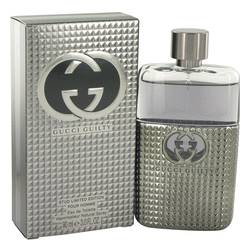 Gucci Guilty Stud Cologne by Gucci 3 oz Eau De Toilette Spray