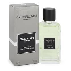 Guerlain Homme L'eau Boisee Cologne by Guerlain 1.6 oz Eau De Toilette Spray