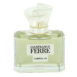 Gianfranco Ferre Camicia 113 Perfume by Gianfranco Ferre 3.4 oz Eau De Parfum Spray (Tester)